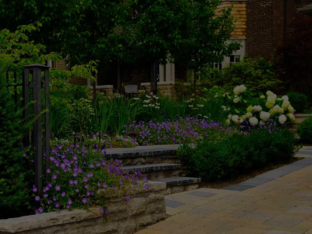 Boerne Commercial Garden Design
