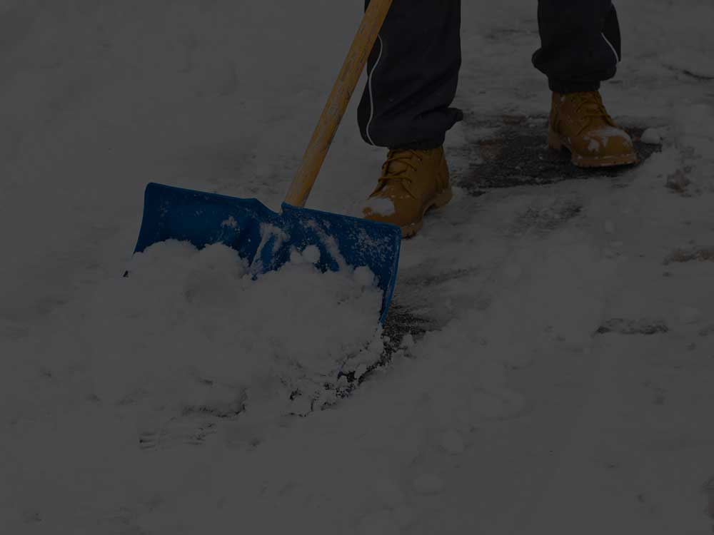 Boerne Residential Snow Removal